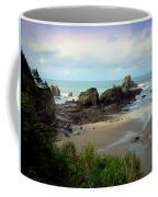 The Gorgeous Northwest Pacific Coastline Coffee Mug