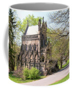 The Gothic Temple In Spring Grove Cemetery Coffee Mug