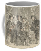 The Governors Of The Longbow Archers Coffee Mug