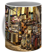 The Grand Bazaar In Istanbul Turkey Coffee Mug by David Smith