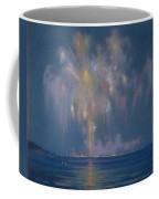 The Grand Finale Coffee Mug by Lendall Pitts