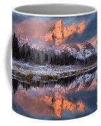 The Grand Teton Coffee Mug