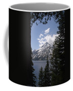 The Grand Tetons Lake Coffee Mug