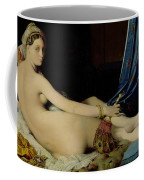 The Grande Odalisque Coffee Mug by Ingres