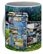 The Grateful Stone Wall Coffee Mug