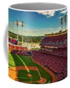 The Great American Ball Park - Cincinnati Coffee Mug