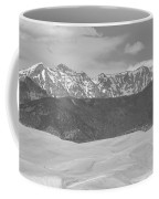 The Great Colorado Sand Dunes  Coffee Mug