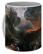 The Great Day Of His Wrath Coffee Mug by Charles Mottram