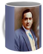The Great Enrico Caruso Coffee Mug