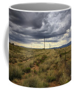 The Great Plains Of New Mexico Coffee Mug