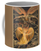 The Great Red Dragon And The Woman Clothed With The Sun Coffee Mug