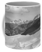 The Great Sand Dunes Bw Print 45 Coffee Mug by James BO  Insogna
