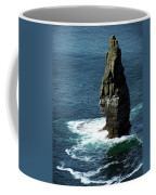 The Great Sea Stack Brananmore Cliffs Of Moher Ireland Coffee Mug