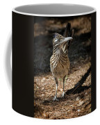 The Greater Roadrunner Walk  Coffee Mug