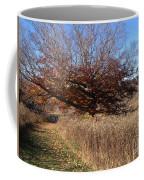 The Green Grass Road Coffee Mug