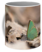 The Green Hairstreak Coffee Mug