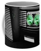 The Green Hornet Black Beauty Clone Car Coffee Mug