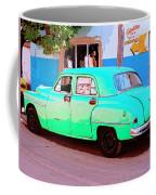The Green Hornet Coffee Mug