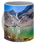 The Green Of Treasure Lake 3  Coffee Mug