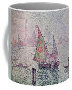 The Green Sail Coffee Mug