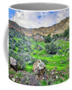 The Greening Of The Las Llajas Trail  Coffee Mug