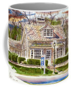 The Greystone Inn In Brigadoon Coffee Mug