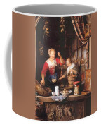 The Grocery Shop 1672 Coffee Mug
