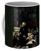 The Gross Clinic Coffee Mug by Thomas Cowperthwait Eakins