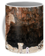 The Grotto Of The God Pan Coffee Mug