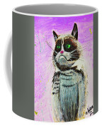 The Grumpy Cat From The Internets Coffee Mug