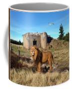 The Guard Of The Ruins 22 Coffee Mug