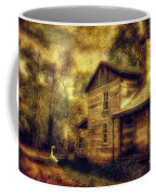 The Guardian Coffee Mug by Lois Bryan