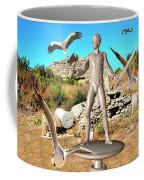 The Guardian Of The Ruins 1 Coffee Mug
