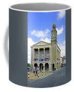 The Guild Hall At Newport Coffee Mug