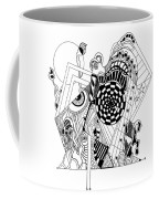 Guitar Man...   - L'homme Guitare... Coffee Mug