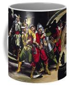 The Gunpowder Plot Coffee Mug