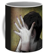 The Hand Coffee Mug