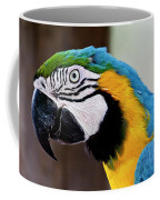 The Happy Macaw Coffee Mug
