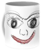 The Happy Man  Coffee Mug