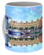 The Harbor At Galway Coffee Mug
