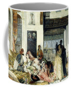 The Harem Coffee Mug by John Frederick Lewis
