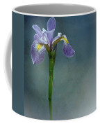 The Harlem Meer Iris Coffee Mug