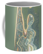 The Harp Player Coffee Mug