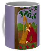The Harpist Coffee Mug