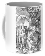 The Harrowing Of Hell Or Christ In Limbo From The Large Passion 1510 Coffee Mug