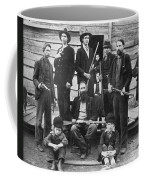 The Hatfields, 1899 - To License For Professional Use Visit Granger.com Coffee Mug