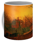 The Haunted House Coffee Mug