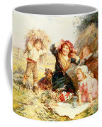 The Haymakers Coffee Mug by Frederick Morgan