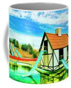 The Hazmat Water Park Coffee Mug