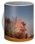 The Hazy Horizon. Coffee Mug
